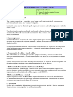15 Etapas de Implementacion Iso9001 2008 R (1)