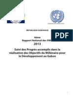 Undp Ga Rapport Omd 2013