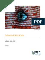Análise de Banco de Dados I