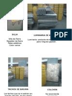 Productos de Baja