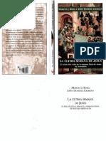 BORG, M. y CROSSAN, J., La última semana de Jesús, PPC, 2007.pdf