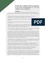 Principales Dispositions_Loi Relative Aux Régions