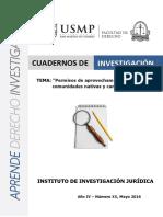 Cuadernos Investigacion 20va Edicion