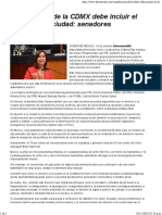 18-09-16  Constitución de la CDMX debe incluir el derecho a la ciudad