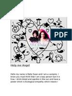 Help Me Angel