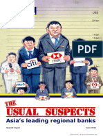The Usual Suspects (Asias Leading Regional Banks) 20150605