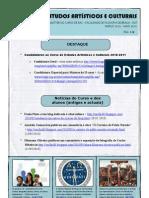 Newsletter EAC Mar-Mai 2010