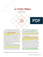 Hank Friedman - The Vedic Signs