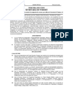 Convenio de Coordinación en Materia de Reasignación de Recursos, Gob México y SECTUR 2010