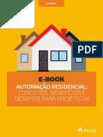 eBook Eletrico Automacao Residencial