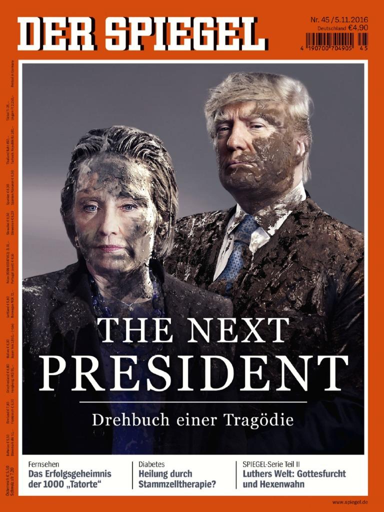 Der Spiegel Magazin No 45 Vom 05 November 2016