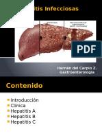 Hepatitis Infecciosas