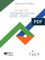 Plan Nacional Infraestructura 2016 2025