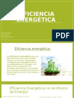 Eficiencia Energética - Sistemas ambientales y sociedades