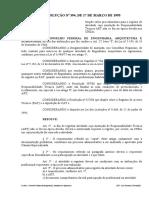RESOLUÇÃO Nº 394, DE 17 DE MARÇO DE 1995.pdf
