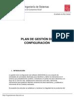 Plan De configuracion