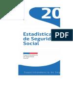 Estadisticas Seguridad Social 2015
