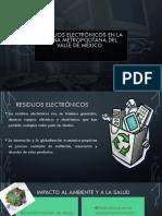Residuos Electricos y Electronicos