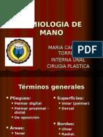 semiologia de mano.ppt