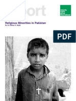 Religious Minorities in Pakistan by Dr Iftikhar H.Malik