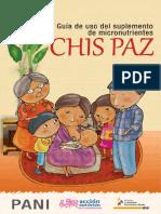 Cuadernillo CHISPAZ Arte Final