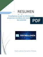 2.2 Resumen