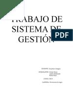 TRABAJO DE SISTEMA DE           GESTIÓN (1).docx