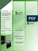 Apresentação Técnica Gerenciamento Ambiental Ltda.