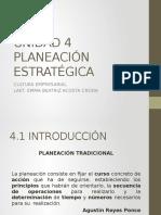 Unidad 4 Planeación Estrategica