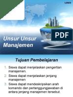 Power Point Manajemen 1
