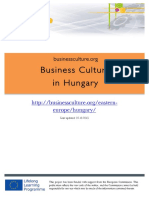 Hungarian Business Culture Hungary 131105152217 Phpapp02