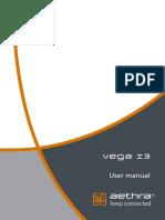 Vega X3 User Manual-1