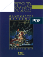 Star Wars D6 Gamemaster Handbook