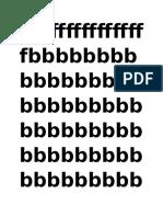 Bff Ffffffff Bb Bbbbbb