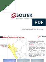 PPT Ladrillos de Techo SOLTEK