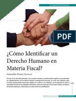 Derechos Humanos Fiscal