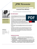 JPM June 2010 Newsletter
