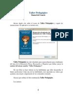 Manual Del Usuario de Taller Pedagógico