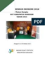 Pameran SE2016 Kab Nunukan 2016