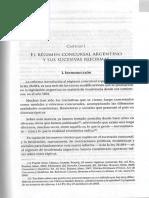 Ley de Concursos y Quiebras Reformada de Daniel R Vitolo (Parte Del Cap 1)