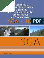 Manual SGA - Unidade de Conservação - Final