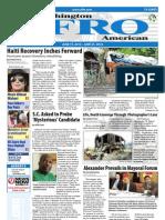 Washington D.C. Afro-American Newspaper, June 19, 2010