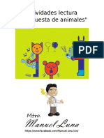 Actividades La Orquesta de Animales