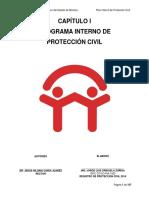 Programa Interno Proteccion Civil UTSEM