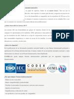 ISO 9001:2015 y 14001:2015