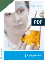 DURAN Laboratory Glassware Catalogue German English Komprimiert