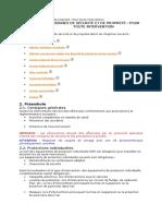 Consignes de s 201 Curit 201 Et de Propret 201 Pour Toute Intervention 1