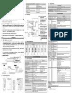 Delta Manual 3064