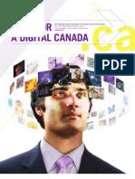 Plan For a Digital Canada