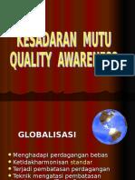 Tayangan Quality Awareness